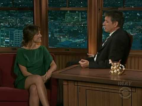 Minka Kelly on Craig Ferguson 2009.08.04