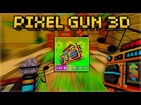 🎶LUXURY BEATS DESTROY EVERYONE! | Pixel Gun 3D🎶