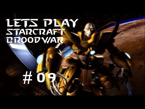 Let's Play Starcraft 1 Remastered (German) #29 - Protoss Mission 09