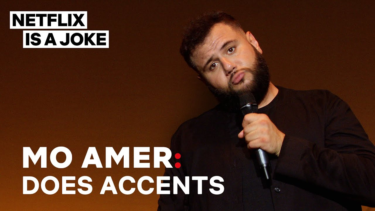 Mo Amer Does Mexican, Australian, Japanese & Chinese Impressions | Netflix Is A Joke