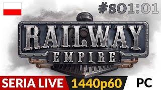 Railway Empire PL  Scenariusz: Bydło #1  Przygody z podstawki
