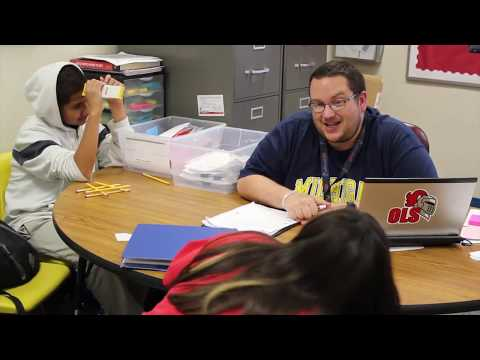 OL Slaton Middle School No Excuses University App Video