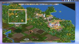 OpenTTD 1.4.0 Transport Tycoon Deluxe