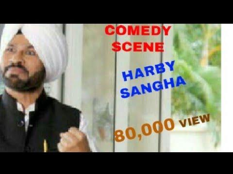COMEDY SCENE |  HARBY SANGHA