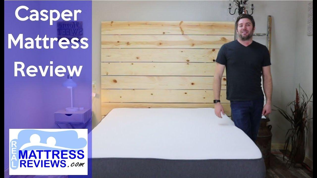 casper mattress review (newest model 2017) - youtube