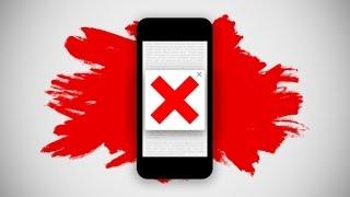 Как заблокировать доступ к выборочным сайтам на iPhone и iPad