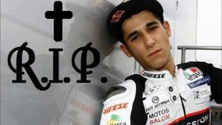 Luis Salom tribute - Ride in peace Luis - Far Away