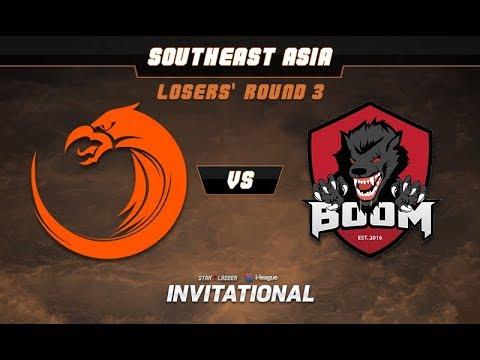TNC vs BOOM ID - SL-i Invitational: SEA Qualifier Game2