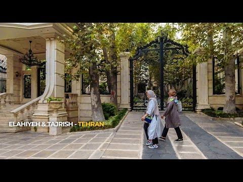 TEHRAN 2019 - Fereshteh to Tajrish Bazaar / تهران - محله ی فرشته تا بازار تجریش