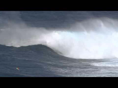 Peahi Jaws Wipeout 1.4.2012