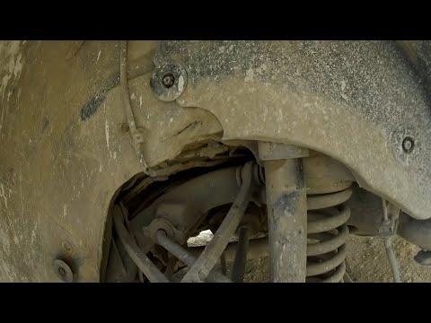 W140 Кабан. Замена заднего локера слева и датчика температуры.Какое масло в m104