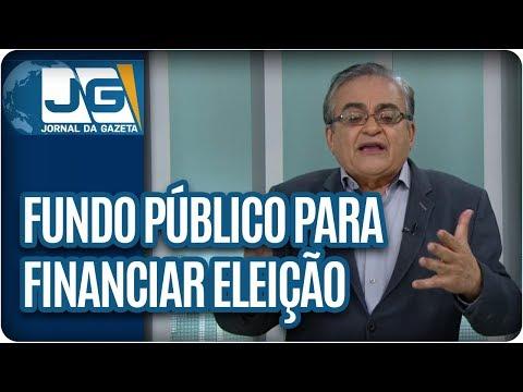 José Nêumanne Pinto / Fundo Público para financiar a eleição é golpe contra o cidadão