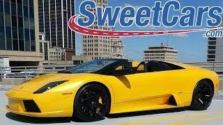 Lamborghini Murcielago 2005 Test Drive - SweetCars Car of The Week 41