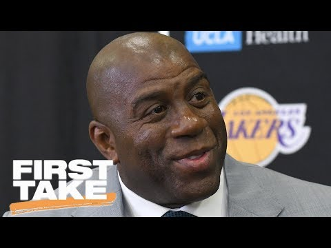 Should The Lakers Trade For Russell Westbrook? | First Take | June 27, 2017