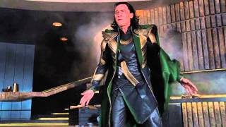 Yenilmezler - Hulk'un Loki'yi Yerden Yere Vurması