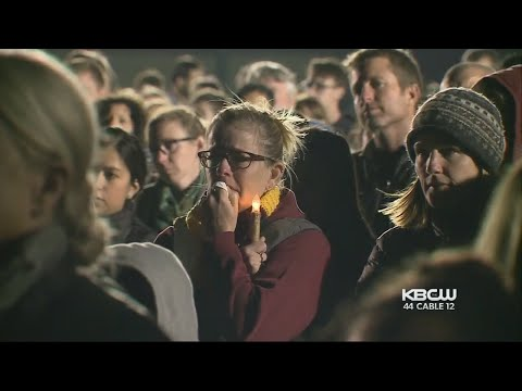 Hundreds Mourn Napa Valley Teen Who Died in Thousand Oaks Mass Shooting