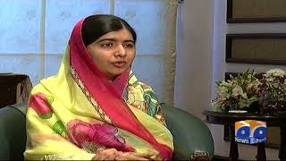 Exclusive Interview of Malala Yousafzai with Hamir Mir in Capital Talk - 30 March 2018
