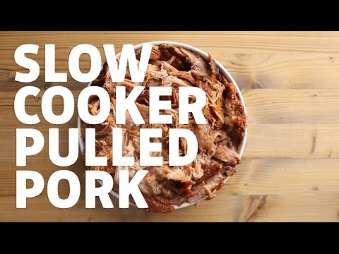 The Best Slow Cooker Pork Ever