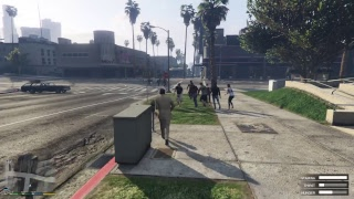 GTA V ZOMBIES MOD (Episode 3) BETRAYED BY FRANKLIN