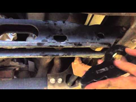 How To Level A 2005 Chevy 1500 4x4 Youtube
