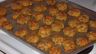 Sausage And Cheese Balls