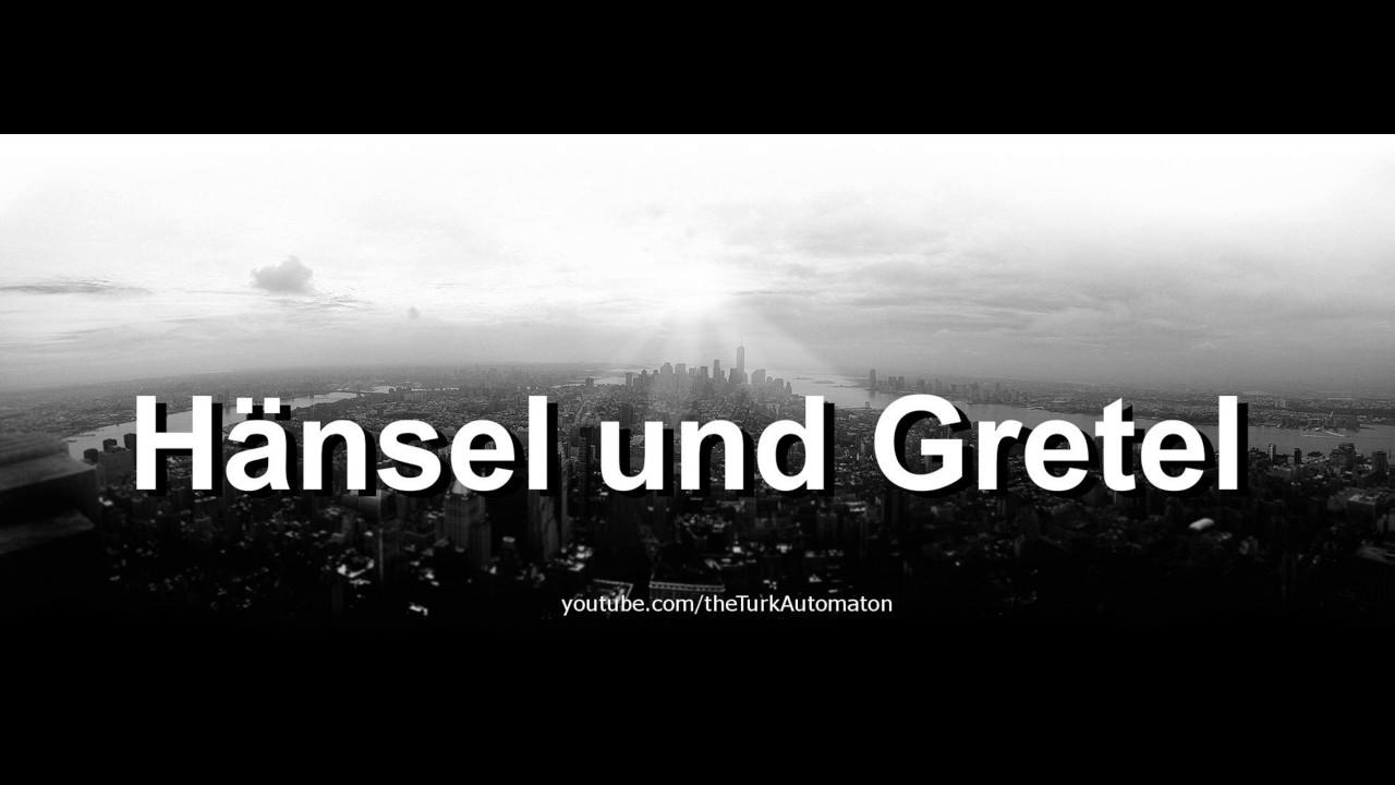Hänsel Und Gretel Get Baked Deutsch