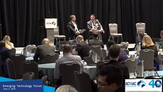Fire Side Chat with Frank Yiannas, FDA and Combiz Abdolrahimi, Esq., Deloitte