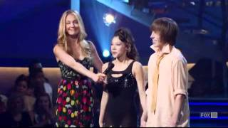 24 Ben and Ashlee's 80s Disco (Part 2 What the Judges thought) Se2Eo6.