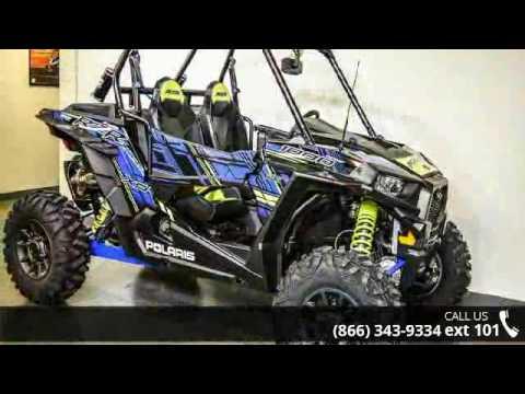 2017 Polaris Rzr Xp 1000 Eps Velocity Blue Ridenow Pow