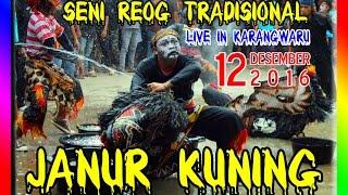 Video REOG JANUR KUNING Dk. Karangnongko Terbaru Desember 2016 ► Part 1 download MP3, 3GP, MP4, WEBM, AVI, FLV November 2017