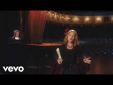 Jackie Evancho - Ombra Mai Fu (from Dream With Me In Concert)