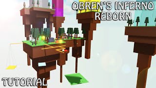 Tutorial//HD Gameplay | Obren's Inferno: Reborn ROBLOX