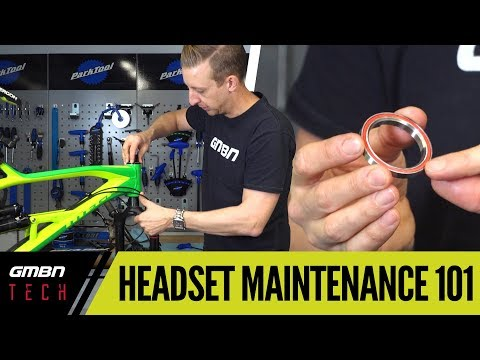 Headset Maintenance 101 | How To Overhaul Your Headset Bearings