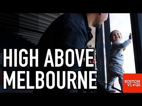 VLOG #239 | ON TOP OF MELBOURNE - EUREKA!