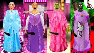 All the Mods of Granny ► by Abegi Jo ► Cinderella (Disney Princess) ►  The evolution №21