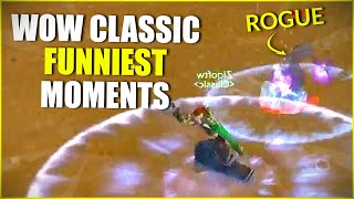 WoW Classic: Funniest Moments (Ep.3)