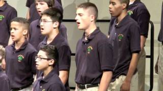 Tell My Father 5-26-11 - Matthew Weber - Rosemount Choir
