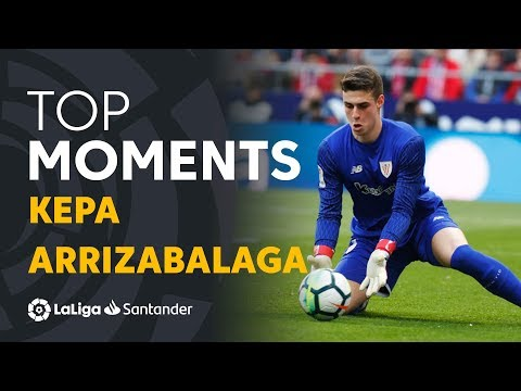 Made In LaLiga: Kepa Arrizabalaga