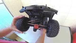 Axial  SCX10 II™ 2000 Jeep® Cherokee 1/10th Scale Electric 4WD – RTR