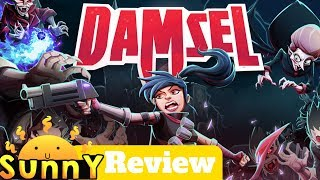 Damsel Nintendo Switch Review | Comic Book Platformer Worth Your Time? (Xbox One | Gameplay) (Video Game Video Review)