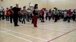 Spanish Gypsy Dance ~ @ Christmas Fund Raising Party 2010