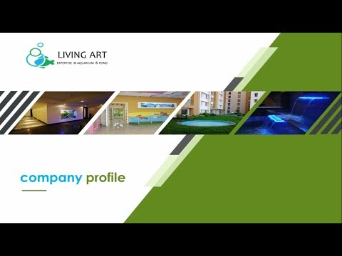 LIVING ART AQUARIUM COMPANY PROFILE