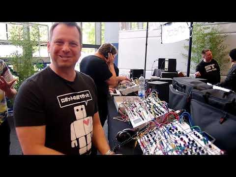 Intellijel Intros Planar 2 Eurorack Joystick Controller & More
