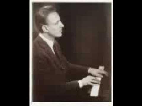 Michelangeli plays Schumann  Faschingsschwank aus Wien (3/3)