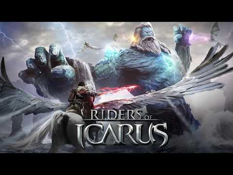 Soundtrack Riders of Icarus - Trailer Music Riders of Icarus (Theme Song)