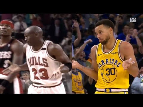 f739079752c Stephen Curry imitating Michael Jordan🤷 ♂ - YouTube