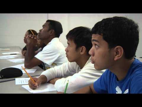 Pacific Partnership 2013 - Soldiers Provide ASVAB Tutoring in Marshall Islands | MiliSource