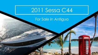 SOLD - 2011 Sessa C44