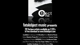 Archétypo 120 ► Angel's Fall - extended edit (available on Various Artists : D'EUX Fatalobject)