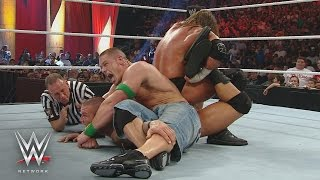 WWE Network: WWE Championship Triple Threat Match – Night of Champions 2009